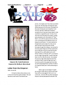 thumbnail of Reign 40 Quarter 1 Newsletter