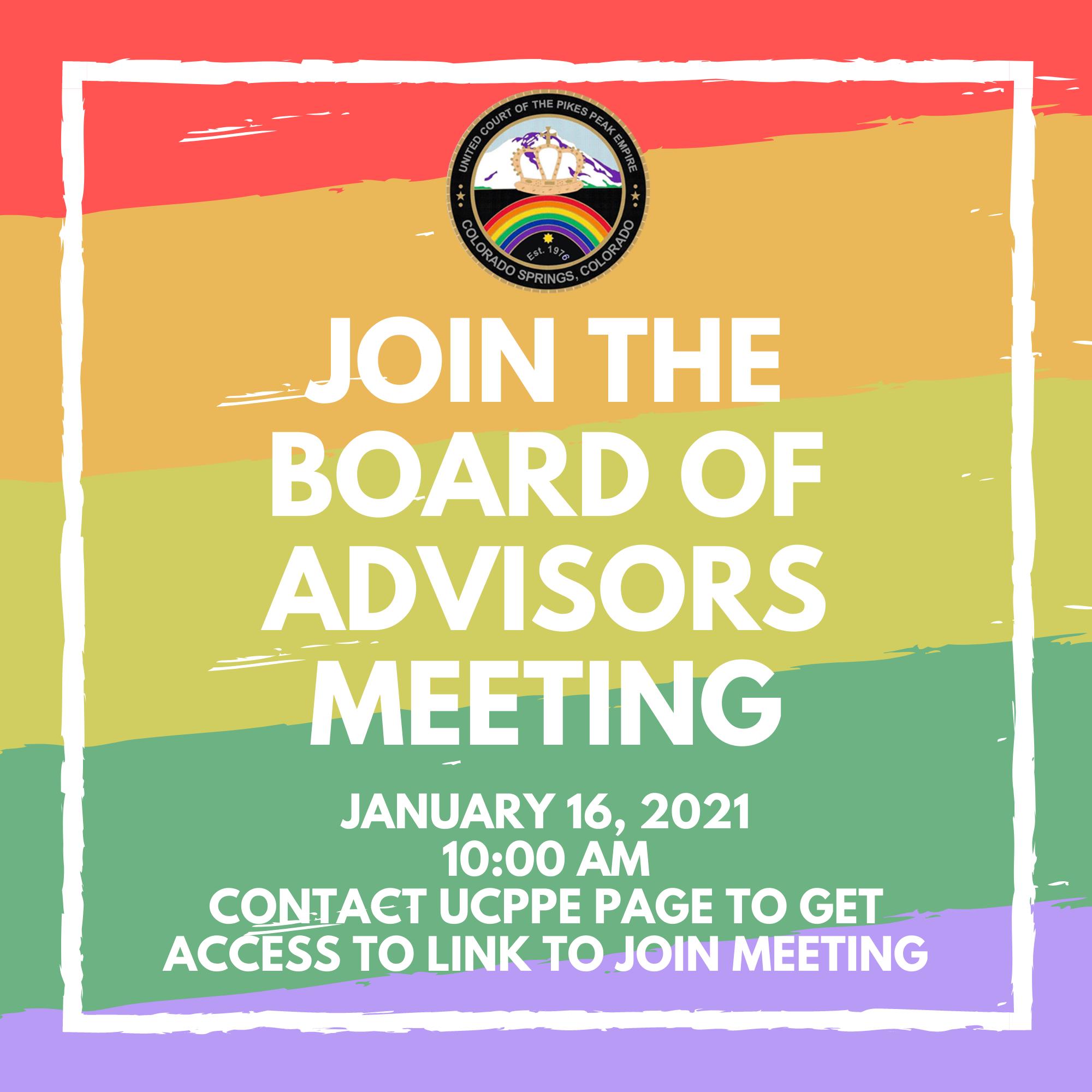boa meeting jan 16 2021