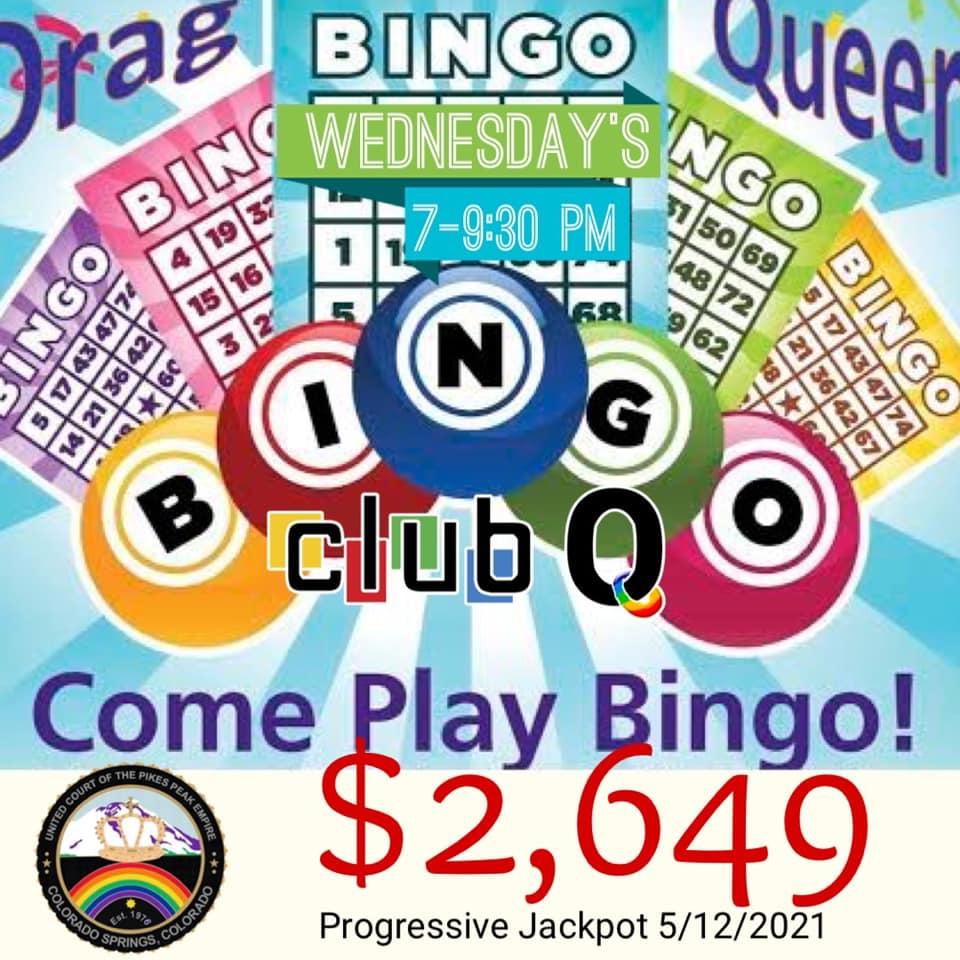 drag bingo 05-12-2021