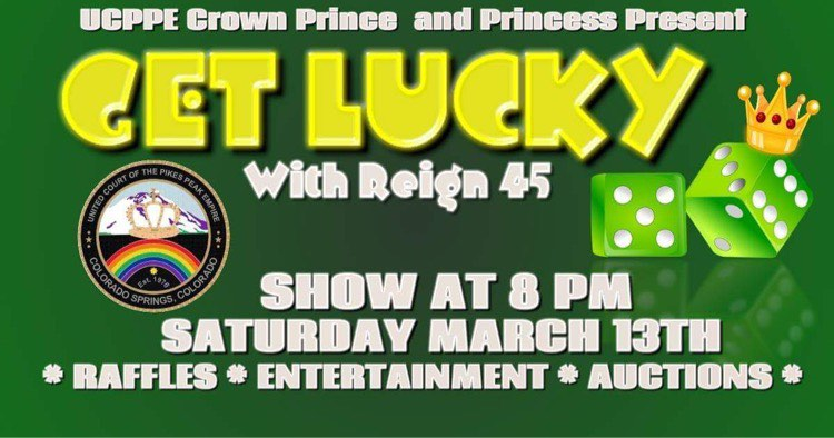 Get Lucky with reign 45