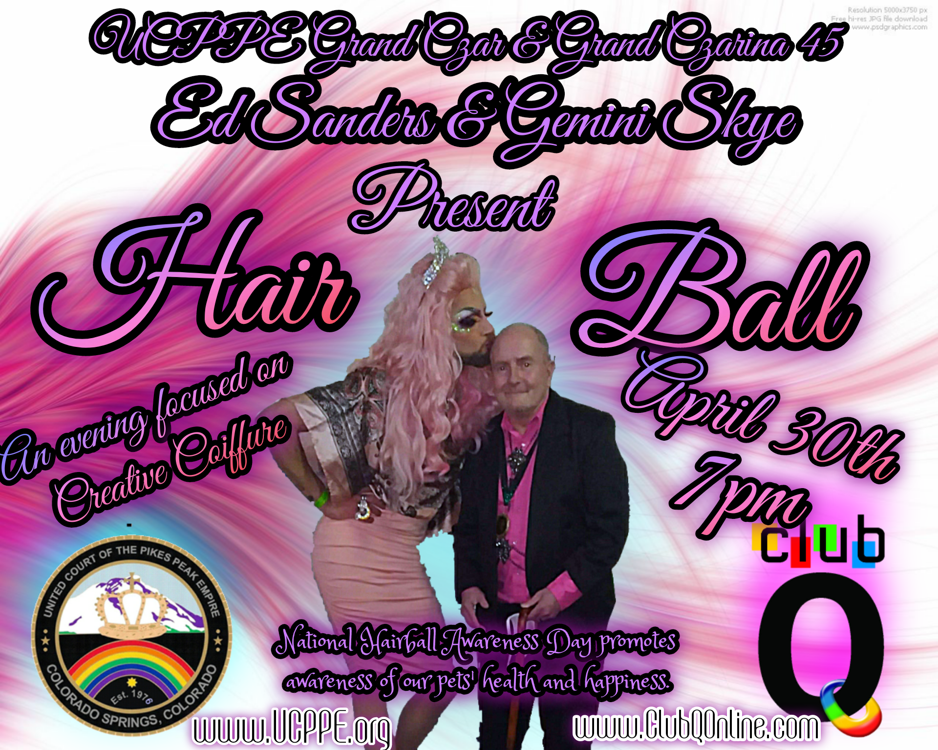 hair ball 04-30-2021