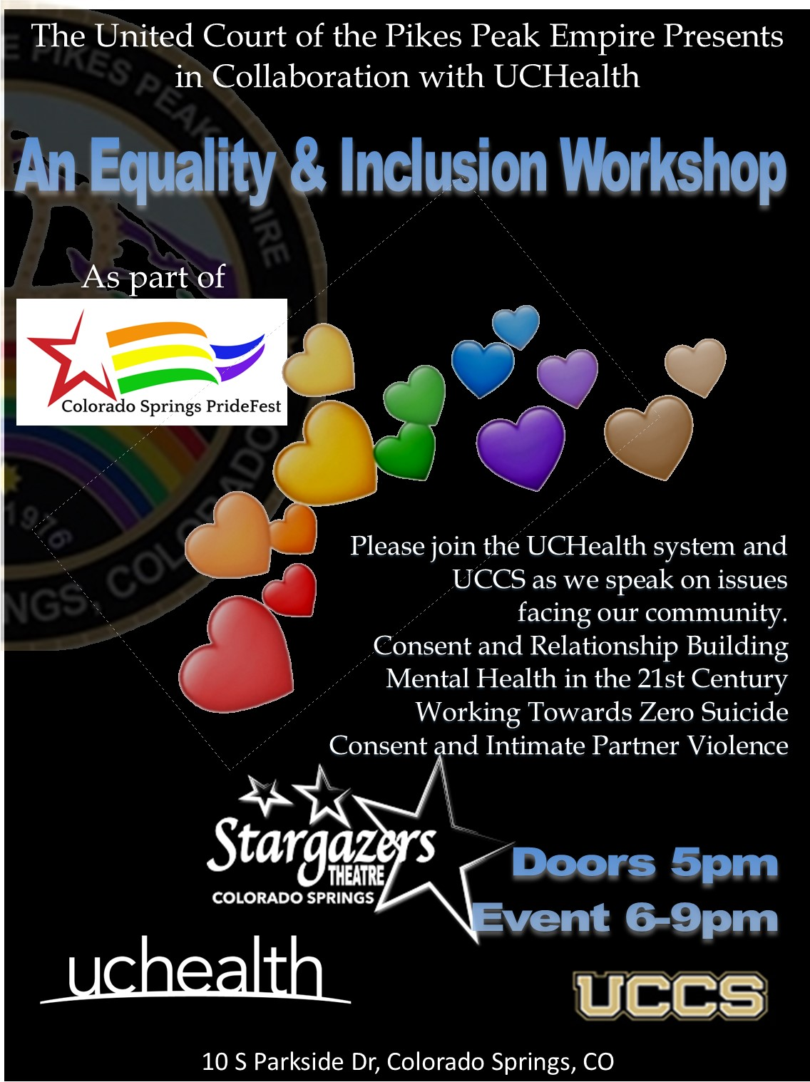 equality and inclusion workshop