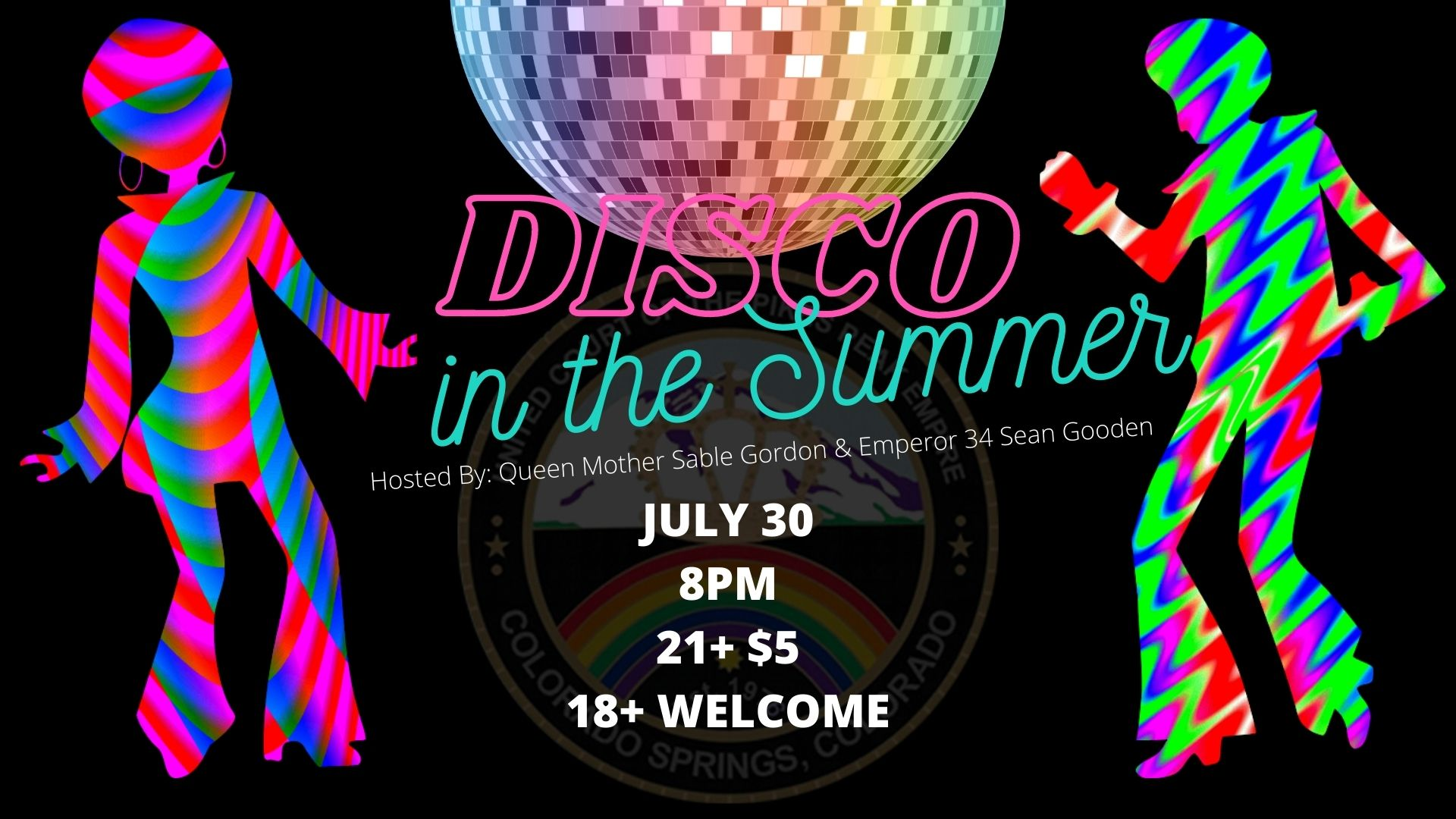 disco in the summer