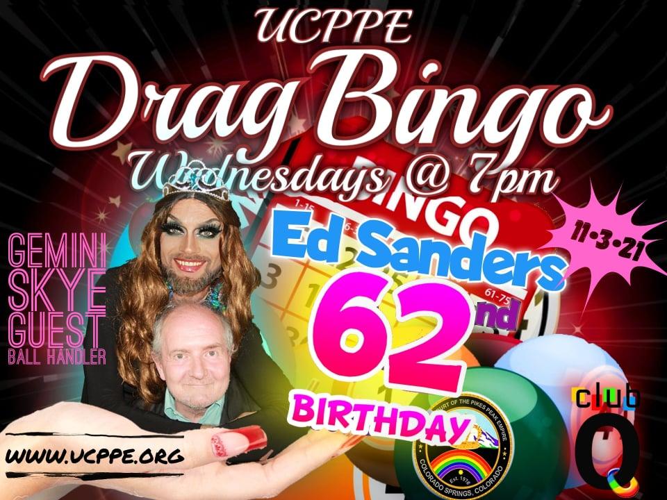 drag bingo 11-03-2021