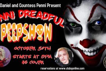 penni dreadful peepshow 10-30-2021